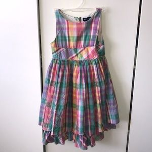 🎀Ralph Lauren Girls Colorful Dress (Size 6)🎀